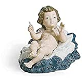 LLADRÓ Figura Niño Jesús En Belén. Figura Niño Jesus (Belén) de Porcelana....