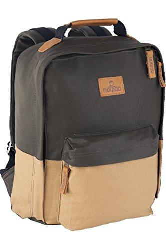 Nomad Clay Daypack Rucksack, 38 cm, 18 L, Warm Sand/Olive