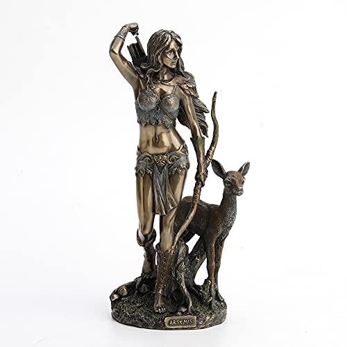 Veronese Design Artemis Greek Goddess of The Hunt Statue