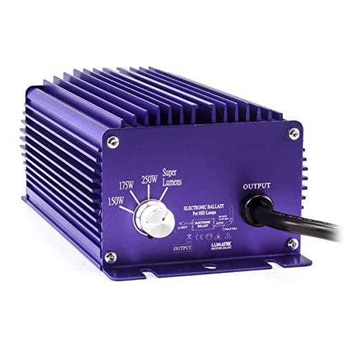 Regelbares Elektronisches Vorschaltgerät Super-Lumens Lumatek 150W/250W (LK2240)