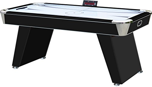 Playcraft Derby 6' Air Hockey Table - Black