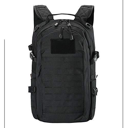 XinMeiMaoYi Mochila al aire libre al aire libre/mochila para hombre/mochila de senderismo/alta calidad exquisita (color: negro)