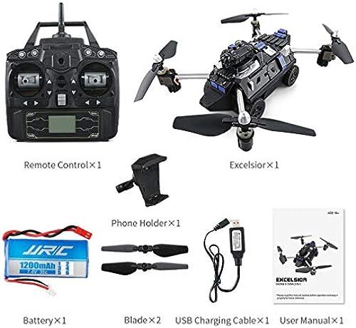 GreatWall JJR C H40WH 2.4G FPV RC Drohnen-Kesselwagen mit 720P HD-Kamera in H nlage Schwarz