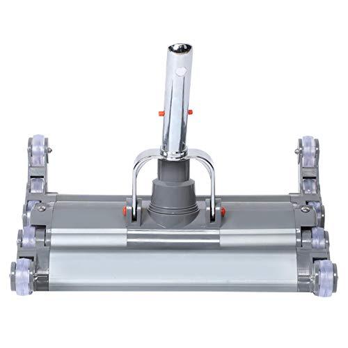 chengong Pool Vakuum Sauger mit Rollen Pool Schmutzsauger 360 Grad 14 Zoll für Schwimmbad Haushalt
