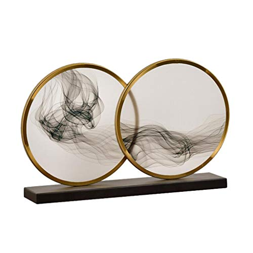 Orientations créatives Chinoises Sculpture Salon Chambre Porche Hall de l'hôtel Café Décorations