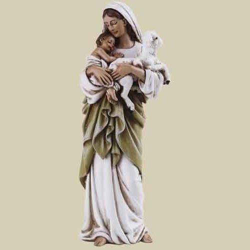 Saint Joseph's Studio Madonna And Child Saint Catholic Confirmation Santo