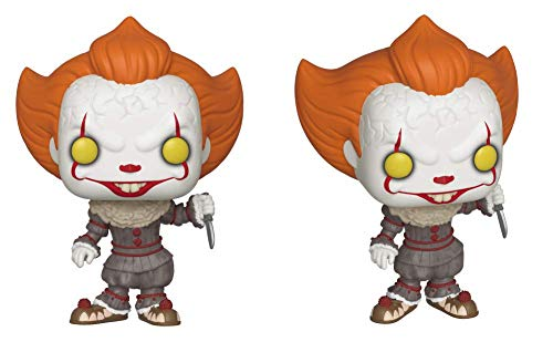 Pop. Vinyl: Movies: It: Chapter 2 - Pennywise W/ Blade 2