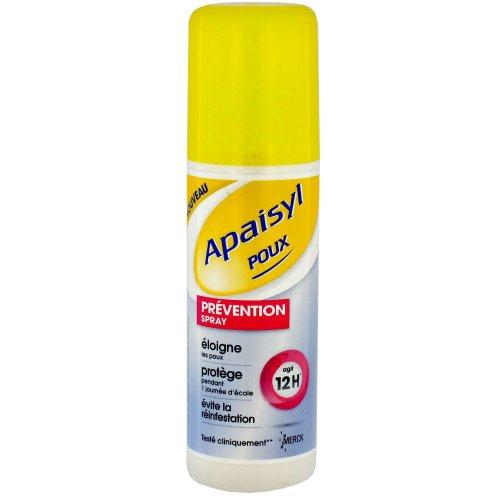 Apaisyl Lice Prevention Spray 90ml
