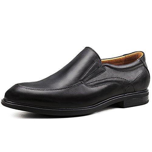 Shenji - Zapatos/Mocasines de Cuero para Hombre M2882-12