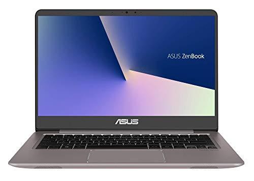 "ASUS ZenBook UX410UA-GV028T - Ordenador portátil ultrafino 14"" FullHD (Intel Core i5-7200U, 8GB RAM, 256GB SSD, peso ultraligero 1.4Kg, Windows 10 Home) Gris cuarzo - Teclado QWERTY Español"