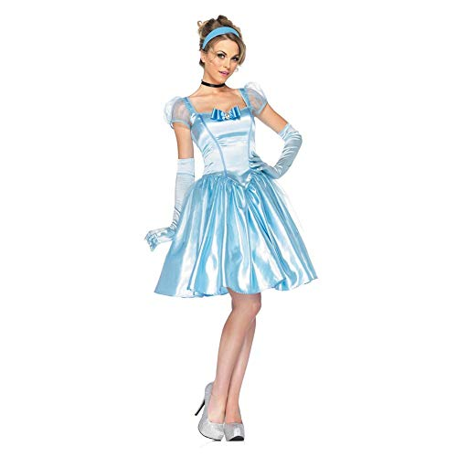Womens+Cinderella+Classic+Costume+One+Size+L+(12-14)