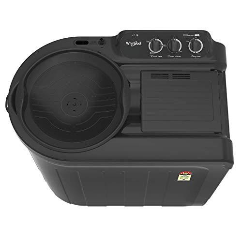 Whirlpool 7.5 Kg 5 Star Semi-Automatic Top Loading Washing Machine (ACE 7.5 SUPREME, Grey Dazzle) 6