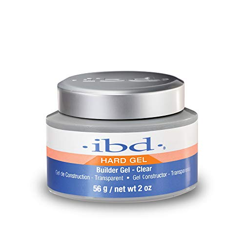 IBD Nail Treatments Clear Builder Gel, 1er Pack (1 x 56 gr)