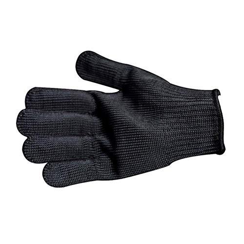 lembrd Anti-Bite Handschuhe Sicherheit Animal Tierhandschuhe Haustiere Greifen Beißende Schutzhandschuhe für Hunde, Katzen, und Reptilien -Polyester Seide + Stahldraht