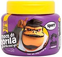 Moco De Gorila Gomina Tarro Sport 270 Gr Amazon Es Belleza