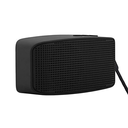 Draadloze bluetooth-luidspreker, sound bar, kolom luidspreker, polsband, TF-kaart, hifi-boxen, zwart