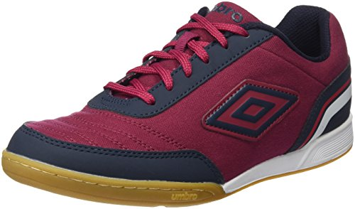 Umbro Futsal Street V Bota IC, Zapatillas Hombre, Multicolor (Red/Blue/White), 40.5 EU
