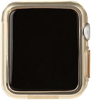 For Smart Watch 42mm - .65mm Ultra-thin Transparent TPU Protective Case
