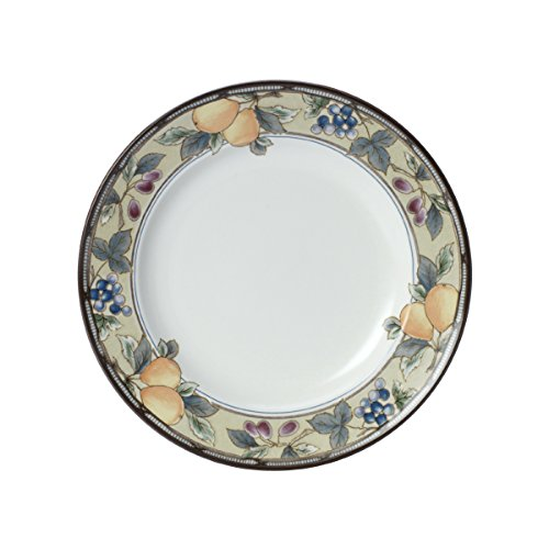 Mikasa Garden Harvest Salad Plate, 8.25-Inch - CAC29-202