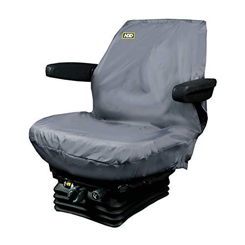 Funda para asiento de tractor, color negro