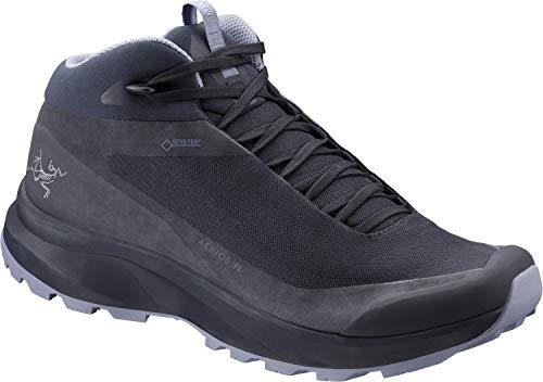 Arc'teryx Aerios FL Mid GTX Shoe Women's (Black Sapphire/Binary, 9)