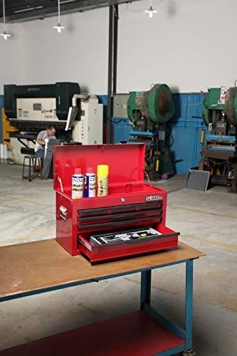 Hilka G208C6BBS Coffre de rangement à outils robuste 6tiroirs