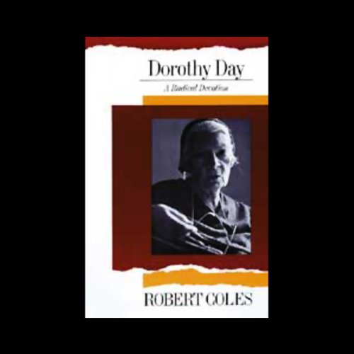 Dorothy Day audiobook cover art