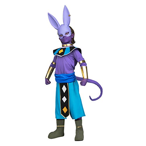 My Other Me Me beerus Dragon Ball costume, Multicolore (231417)