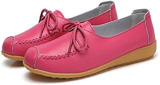 la meilleure attitude 19886 a8a70 Amazon.fr : Rouge - Mocassins / Chaussures femme ...