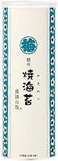 山本海苔店 食膳の友 銘々 ( 焼海苔 大缶 ) 20袋詰 九州有明海産