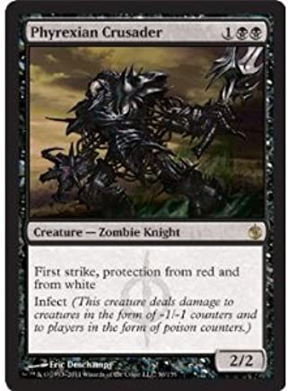 Amazon.com: Magic: the Gathering - Phyrexian Crusader ...