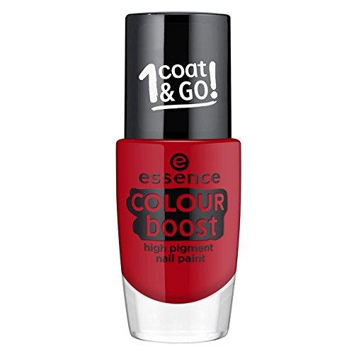 Essence Nägel Nagellack Colour Boost High Pigment Nail Paint Nr. 04 Instant Love 9 ml