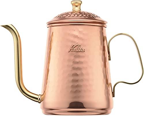 カリタ Kalita コーヒーポット 銅 600ml #52260