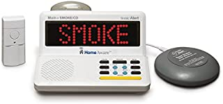 TheHomeAware Started kit with Smoke/CO Alerts