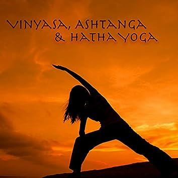Vinyasa, Ashtanga & Hatha Yoga – Easy Listening Music for Yoga & Meditations