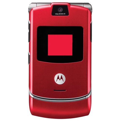 Motorola RAZR V3 ROT / Kein Sim Lock