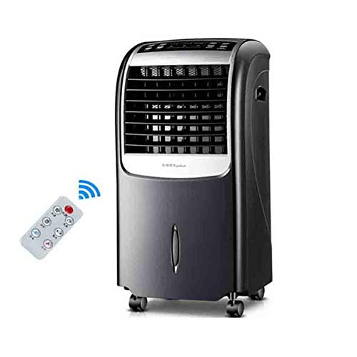 Sunny Raffreddatore d'Aria Evaporativo, Condizionatore d'Aria con Riscaldatore, Freddo E Caldo A Duplice Uso, 3 velocità della Ventola con Oscillazione, Telecomando