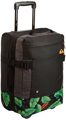 Ruote valigetta uomo Quiksilver Short Delay ruote Suit case, AG47 Remix Black, 47 x 33 x 22 cm, 37 litri, EQYBL03017-KVJ6