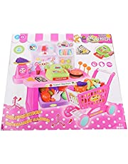 Multi function supermarket cashier Toy - RM116