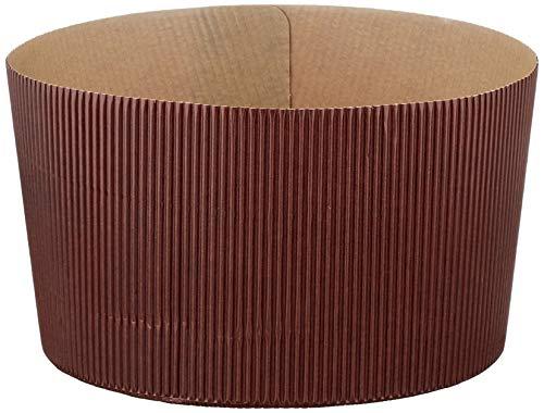 Decora 0320160 CF 5 MOLDES DE Papel para PANETTONE 1000 G