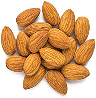 California Nut Company Organic Supreme Whole Almonds, Raw and Unsalted, Excellent Quality Simply Just Taste Organic, 1 LB