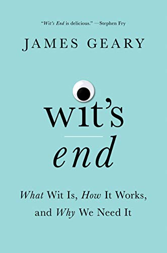 Wit's End: What Wit Is, How It Works, and Why We Need It (English Edition)