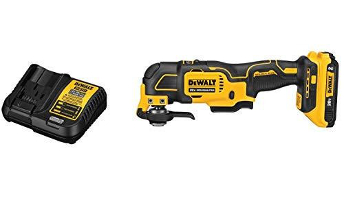 DEWALT DCS354D1 ATOMIC 20V MAX Brushless Cordless Oscillating Multi-Tool Kit