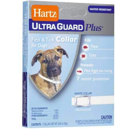 Hartz UltraGuard Plus Flea Tick Collar Dog