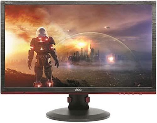 AOC G2460PF Gaming-Monitor, schwarz, HDMI, DisplayPort, 144 Hz, AMD Free-Sync
