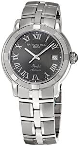 Raymond Weil Men's 2841-ST-00608 Parsifal Grey Dial Watch image
