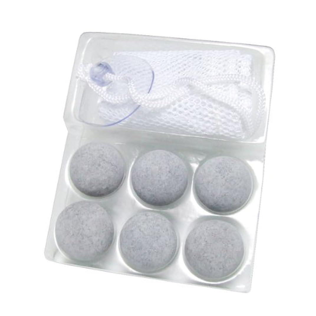 専門用語め言葉滑るゲルマニウム温浴ボール 6球タイプ