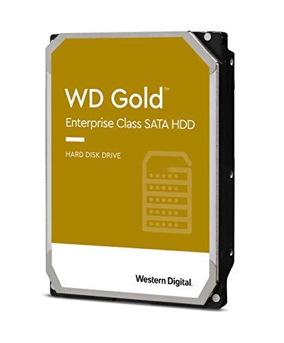 WD Gold HDD 4 TB SATA 256 MB 3.5 Inch, WD4003FRYZ