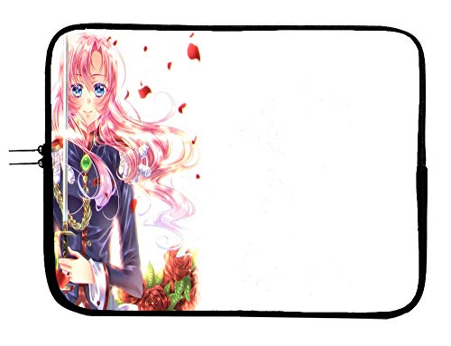 Anime Revolutionary Girl Utena Laptop Sleeve Bag Tablet Case 13 13.3' Mac Book Pro/Mac Book Air iPad Case Sleeve Mouspad-Surface Laptop/Tablet Water Repel Cushioned Protector Case