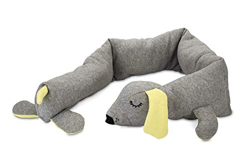 Beeztees 619895 BZ Puppy Cuddle Toy Doggy, 120 cm, grau